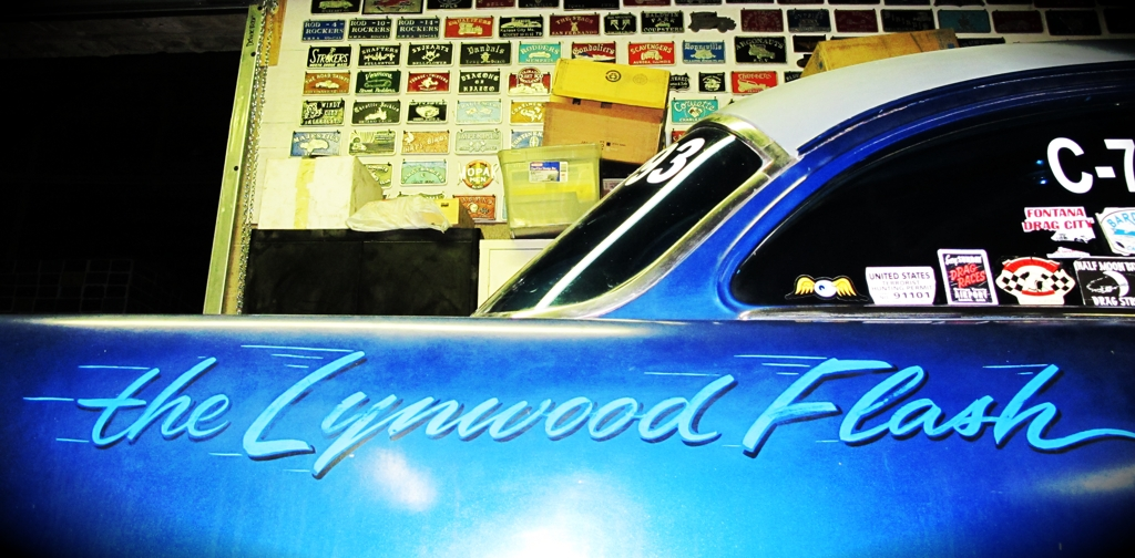 lynwood flash, nostalgic drag racer, gasser