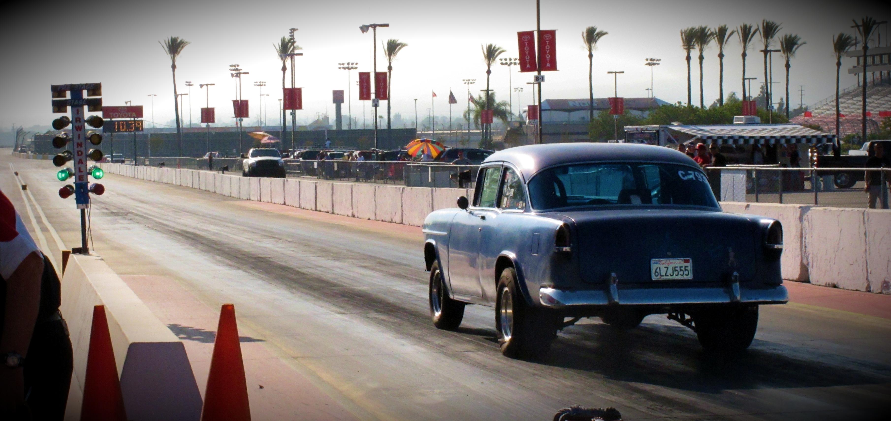 amateur drag racing, Irwindale Speedway, toyota speedway