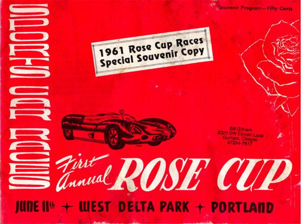 Rose Cup Program