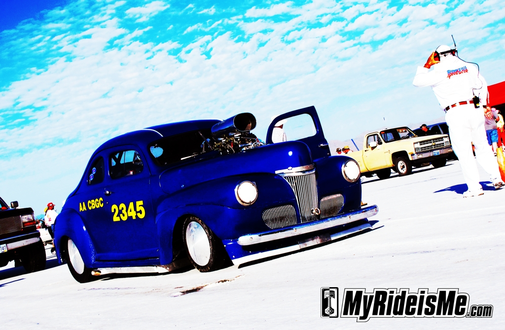 Speed Week 2011, salt flat racing, bonneville salt flats, speedweek 2011, land speed racing, 1941 Ford Five Window Coupe, 2345