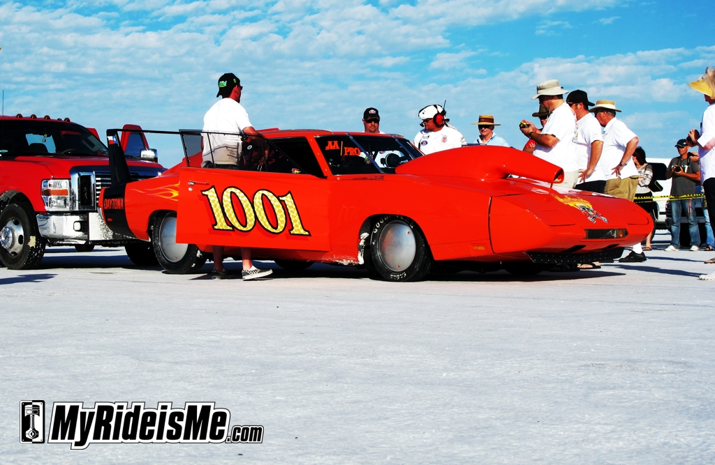 Speed Week 2011, salt flat racing, bonneville salt flats, speedweek 2011, land speed racing, 1969 dodge charger, 1001