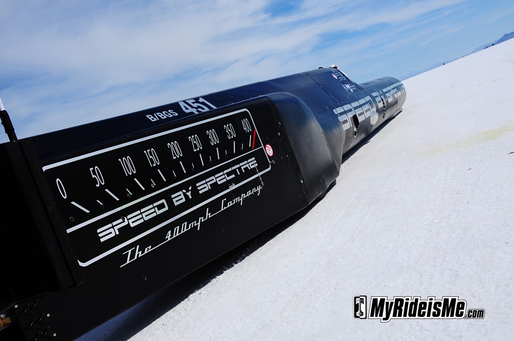 Bonneville Streamliner, bonneville land speed racing, 2011 bonneville speedweek