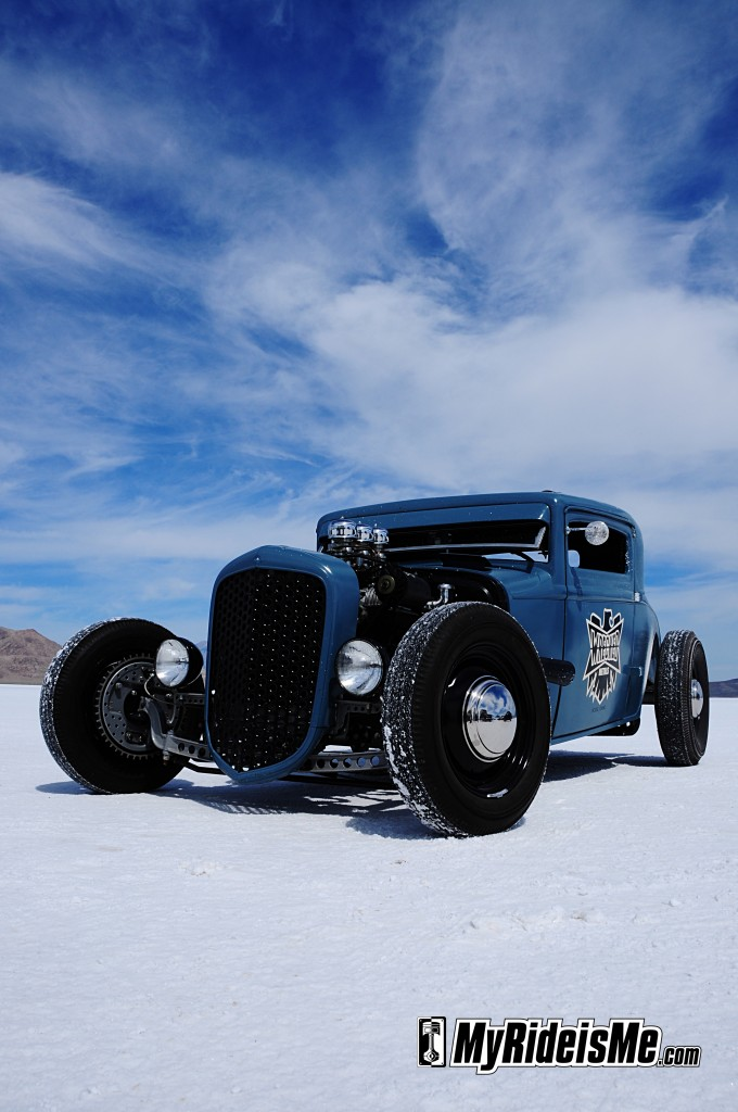 hot rods, hot rod coupe, Bonneville hot rods