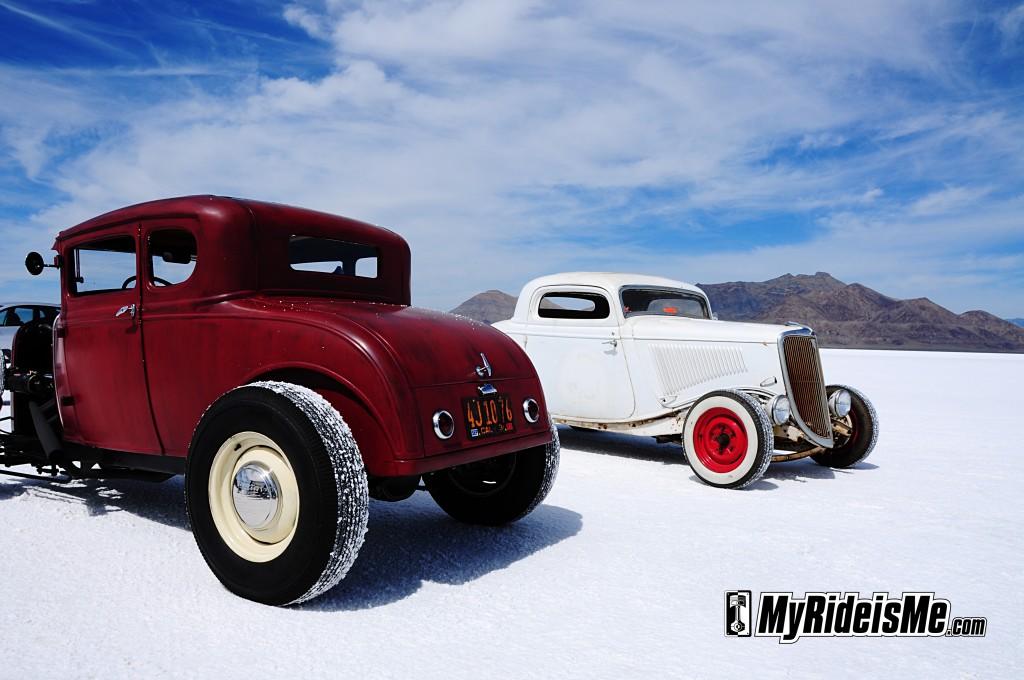 hot rods, bonneville hot rods, bonneville car show, Bonneville hot rods