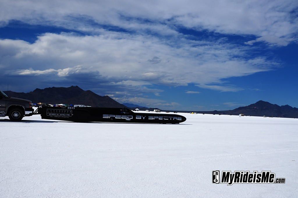 2011 Speedweek results, 2011 bonneville salt flats, streamliner