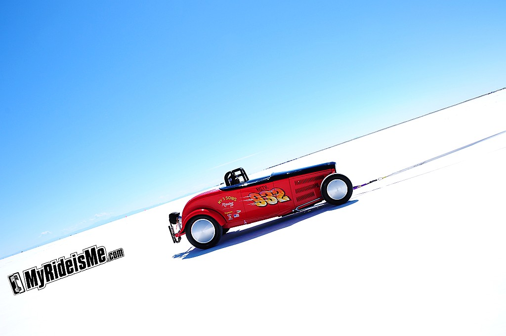 Bonneville Speed Week, 2011 Bonneville Speed Week, Bonneville Roadster