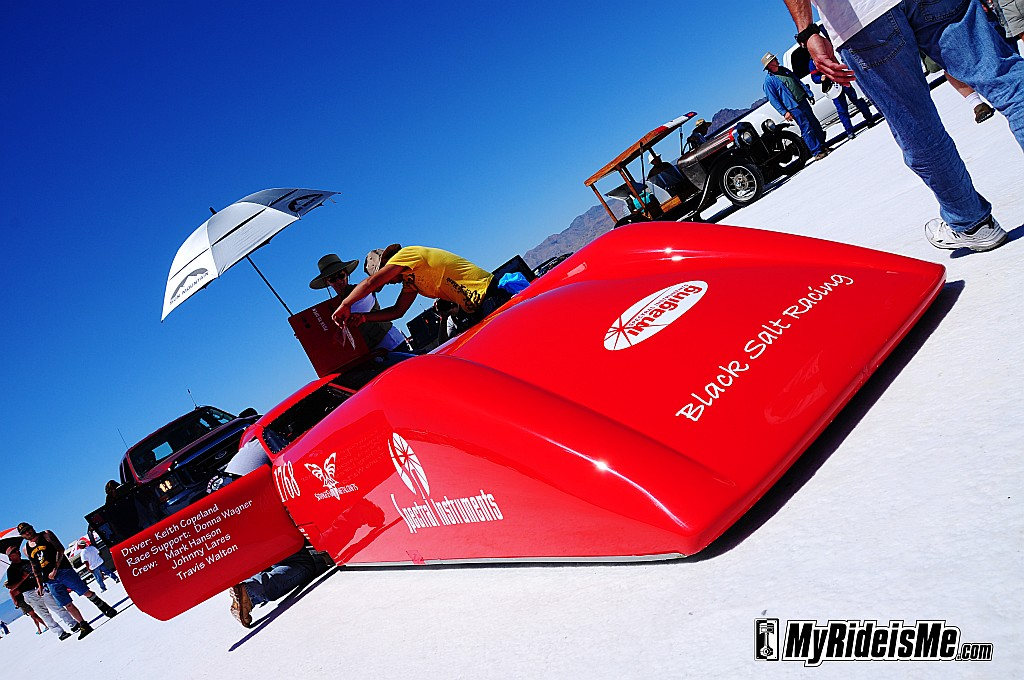2011 Bonneville Speed Week, Bonneville SpeedWeek, record results