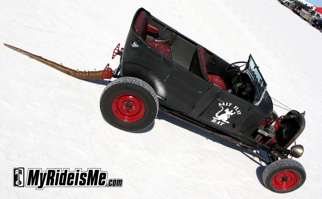 rat rod, Speed Week 2011, salt flat racing, bonneville salt flats, speedweek 2011, land speed racing