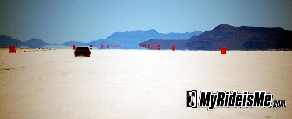 Bonneville Salt Flats, speek week 2011, speedweek 2011, land speed racing