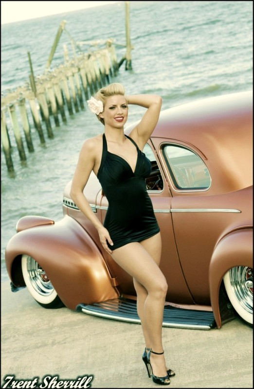 chevy custom, 1940 chevy, custom coupe, Randi Brady