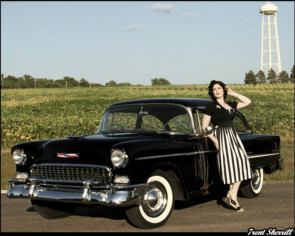 All Original Unrestored 1955 Bel Air Myrideisme
