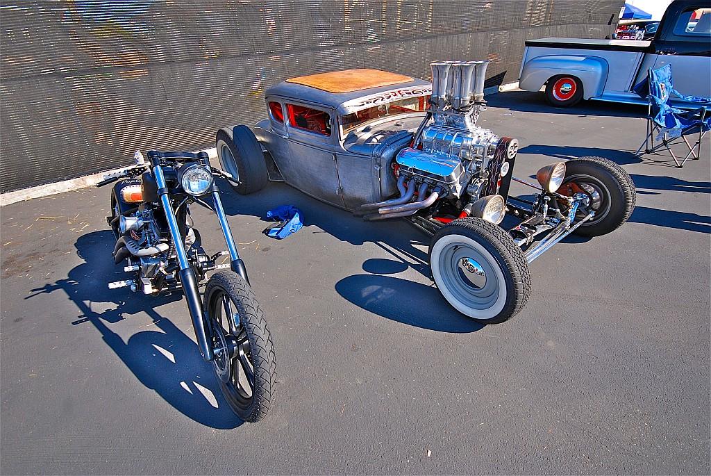 Wicked Hot Rods, Wicked Custom Cars - Wicked Darling Danika ...