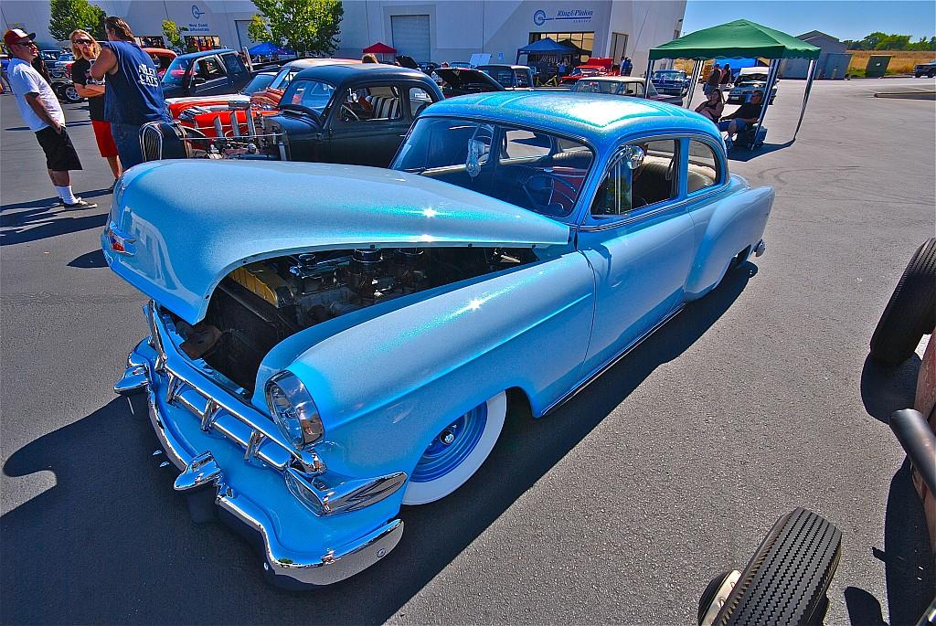 custom chevy, 1954 chevy bel air, custom 1954 chevy, custom 54 chevy