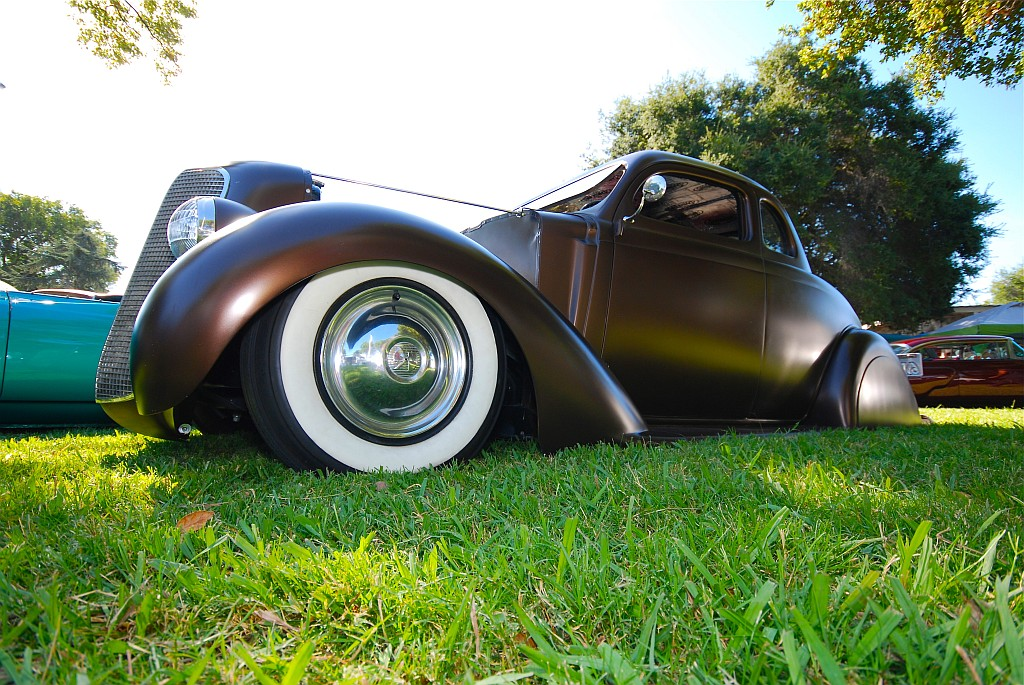 Northern California Car shows, hot rods and custom cars