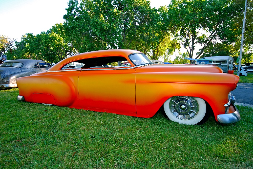 Northern California car shows, hot rods and custom cars, kustom kars