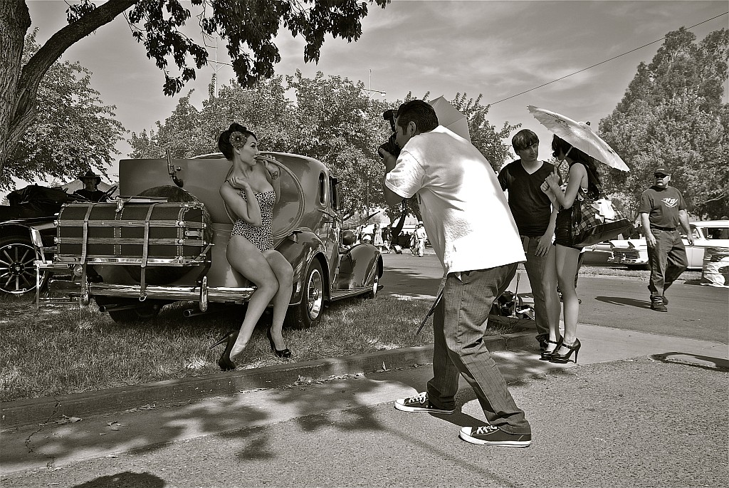 billetproof Antioch 2011, hot rod pinups, pinup photography