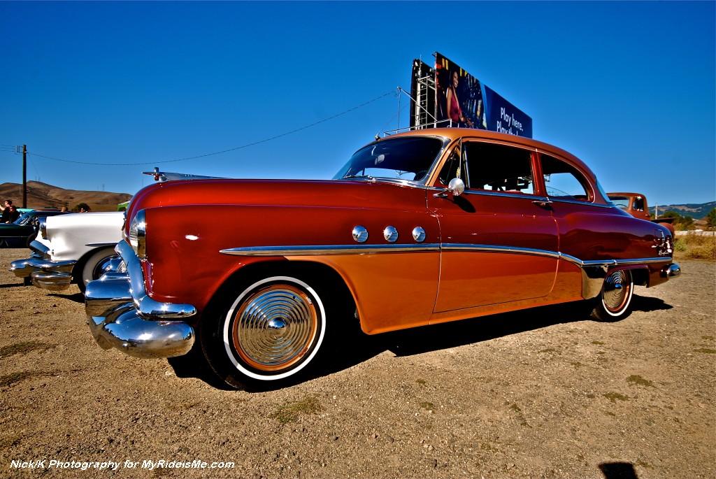 Car show winner, custom car, custom buick