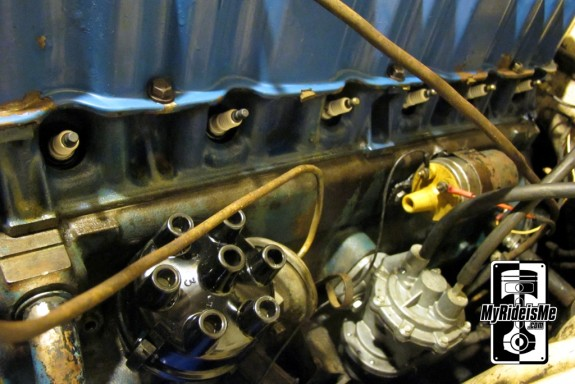 straight six engine, ford straight six, ford falcon engine