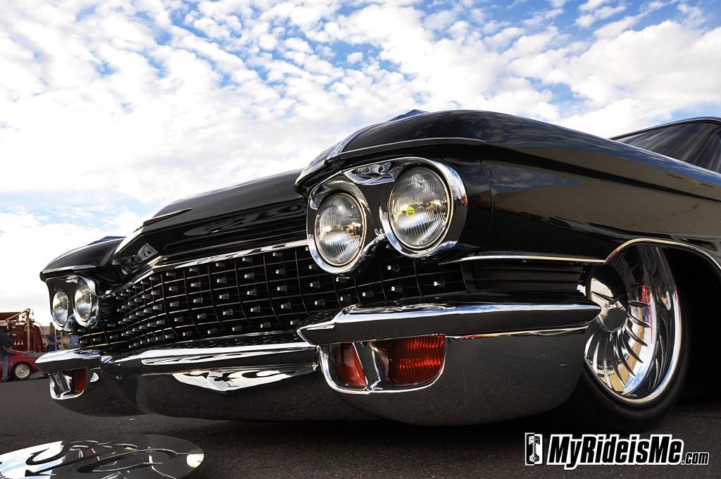 Custom Cadillac, custom cadillac grille, custom caddy