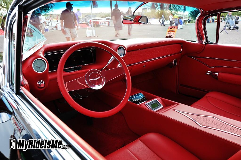 1960 Cadillac, custom upholstery 1960 cadillac custom