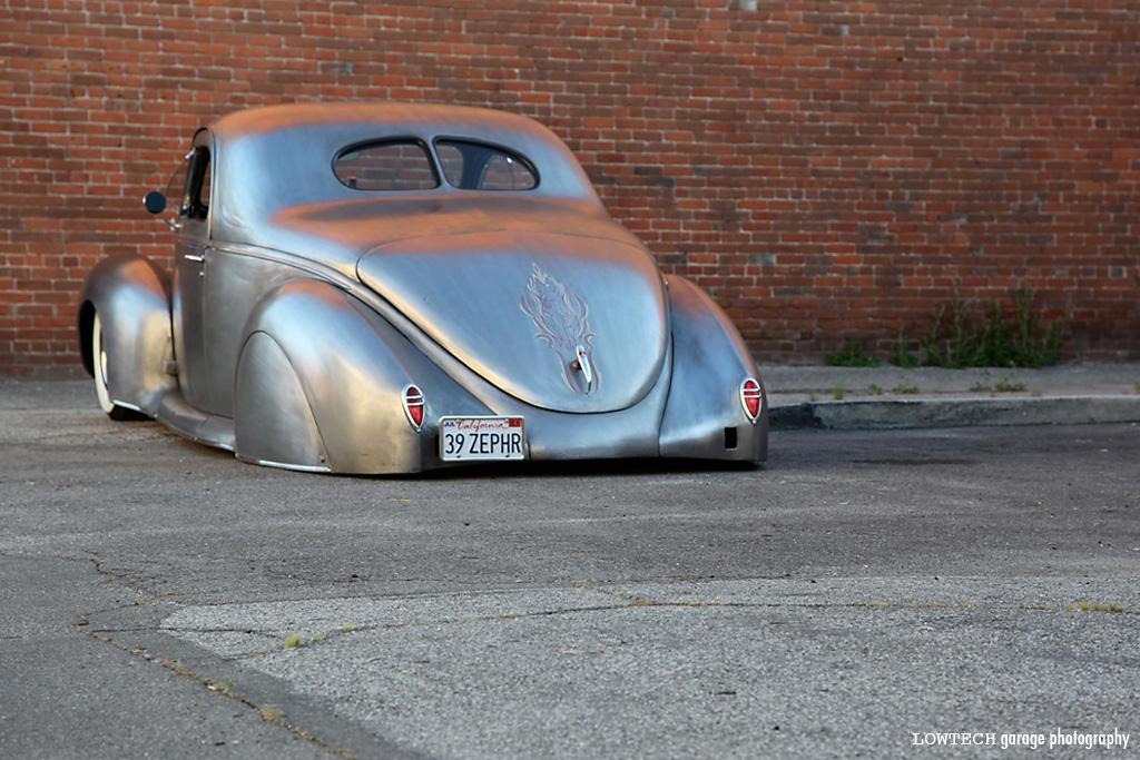 1939 lincoln zephyr, custom lincoln zephyr