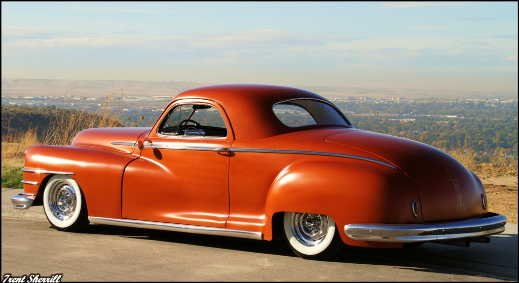 custom cars, mild custom, 47 Chrysler Royal