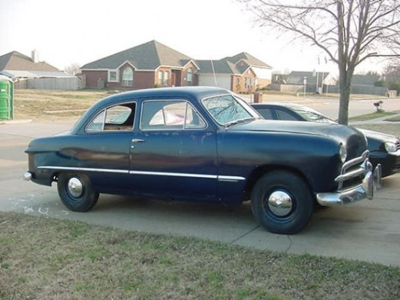 original 1949 Ford, 1949 ford coupe
