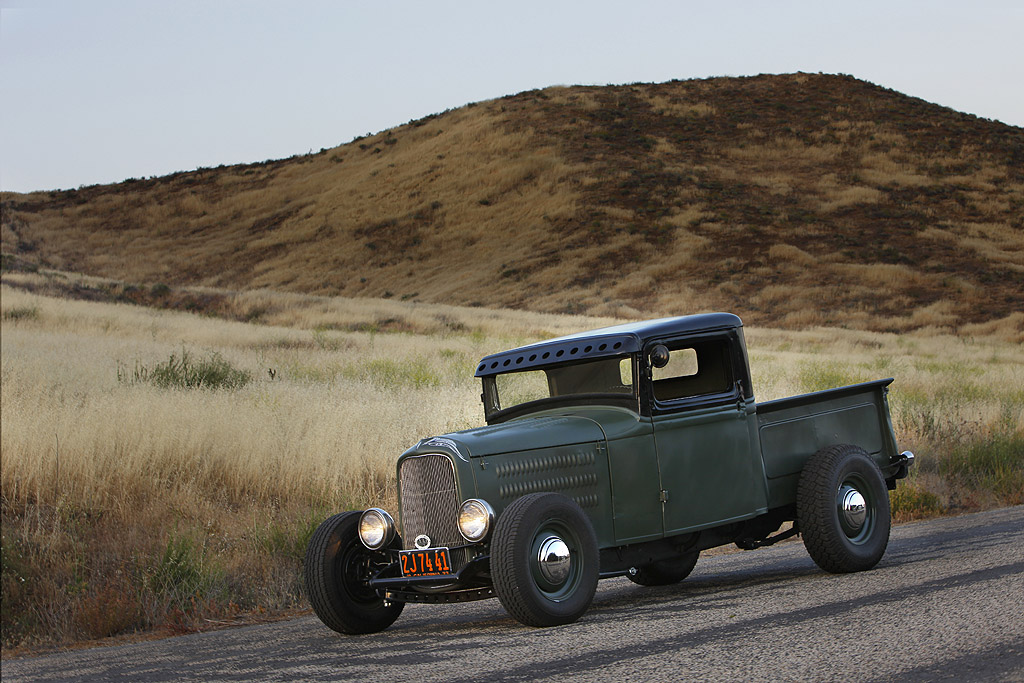 hot rods, hot rod Ford, 1933 Ford Truck