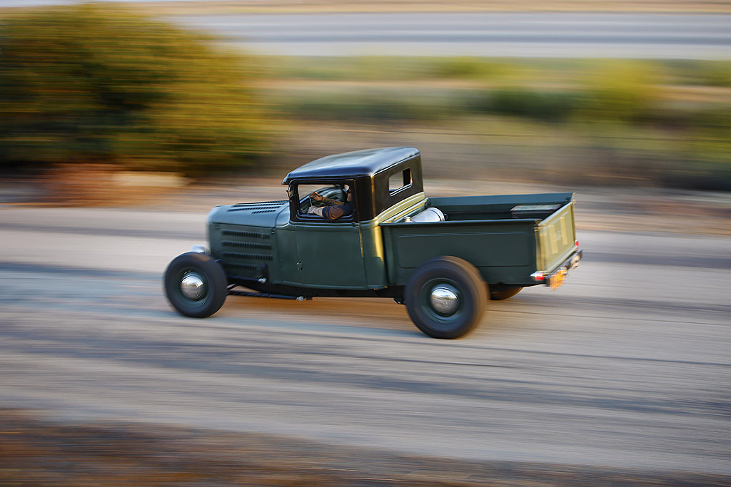 Hot Rods that Haul - 1933 Ford Hot Rod Pickup | MyRideisMe.com