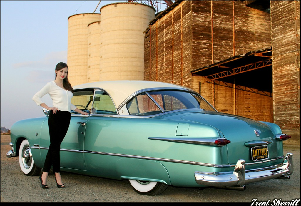 1951 Ford, 1951 Ford Victoria, 51 ford shoebox