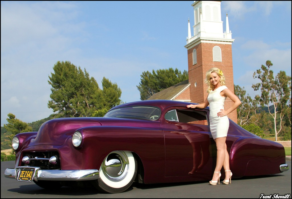 1951 Chevy, 1951 Chevy Custom, 1951 Chevrolet