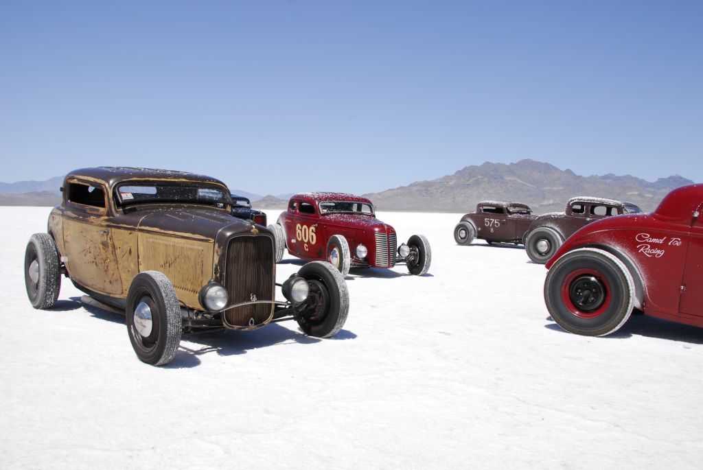 Hot Rods, Bonneville Hot Rod, Rollin Bones Hot Rods