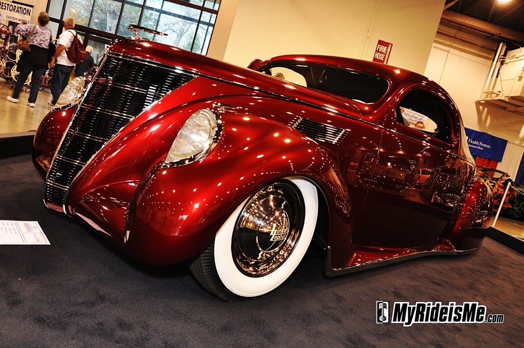 2012 Grand National Roadster Show Hot Rods And Custom Cars Suede Palace