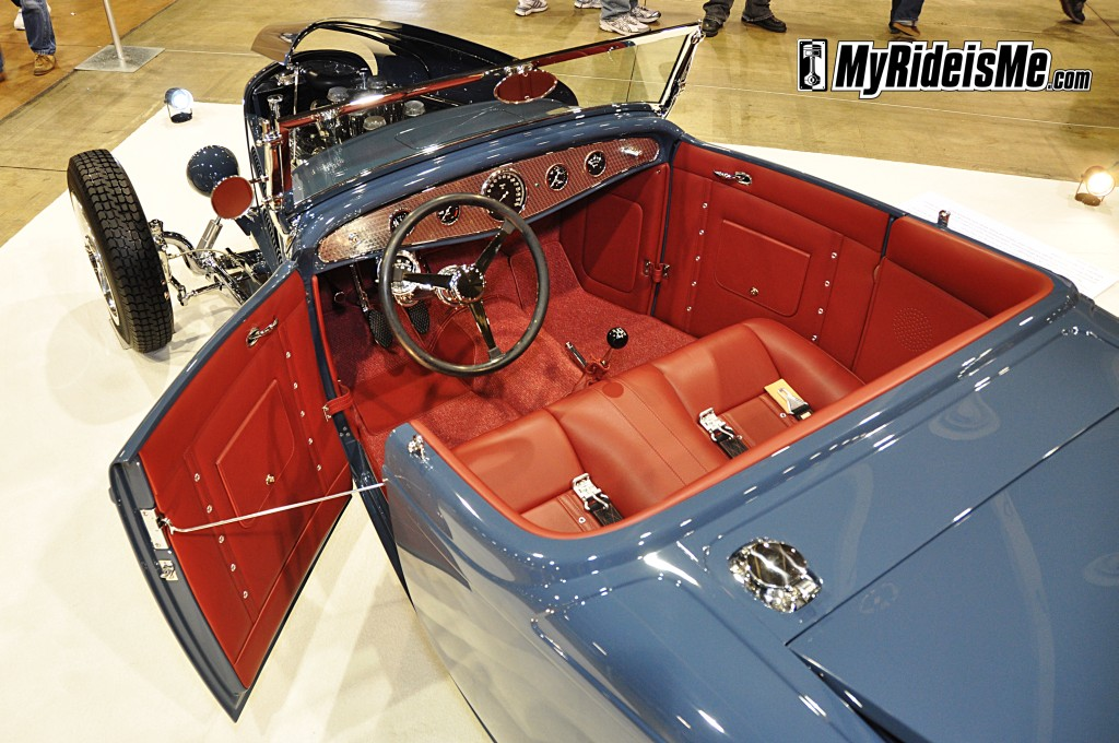 1932 Ford Roadster, 2012 Grand National Roadster Show, 2012 America's Most Beautiful Roadster, AMBR