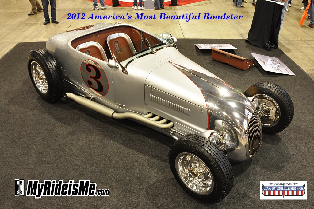 America's Most Beautiful Rodster, Grand National Rodster Show,
