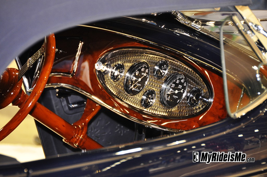 2012 Grand National Roadster Show, 2012 America's Most Beautiful Roadster, AMBR