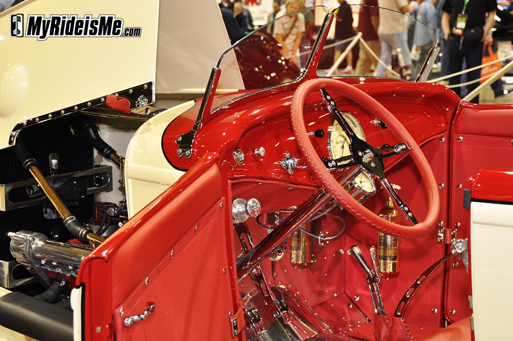 1932 Ford Hot Rod, 2012 Grand National Roadster Show, 2012 America's Most Beautiful Roadster, AMBR