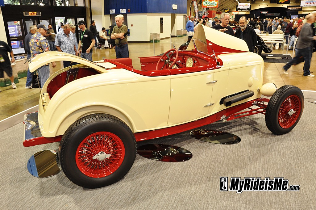 1932 hot rod, 1932 Ford, America's Most Beautiful Roadster, Grand National Roadster Show,