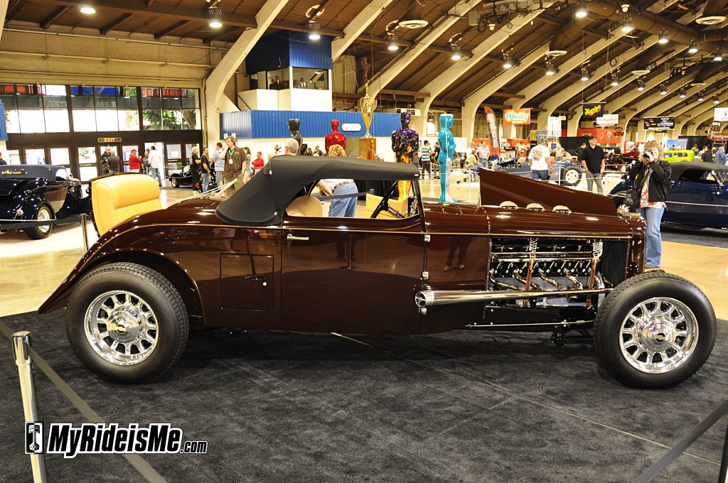 America's Most Beautiful Roadster, Grand National Roadster Show, Marmon 16 Roadster