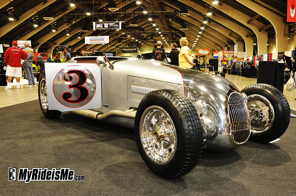 America's Most Beautiful Roadster, Grand National Roadster Show,