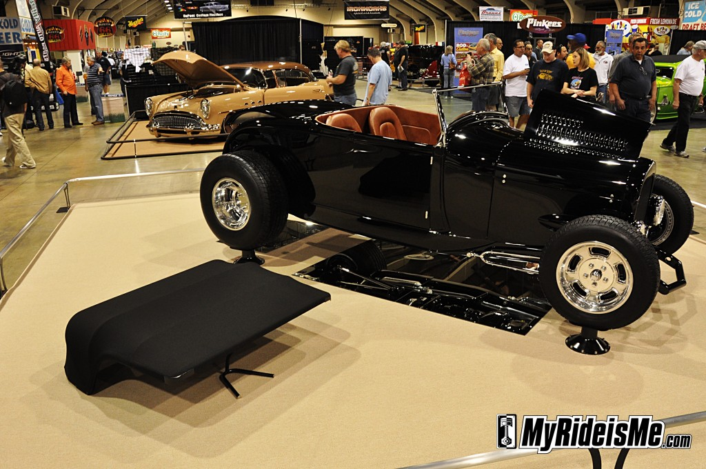 1929 hot rod, 1929 Ford Roadster, America's Most Beautiful Roadster, Grand National Roadster Show,