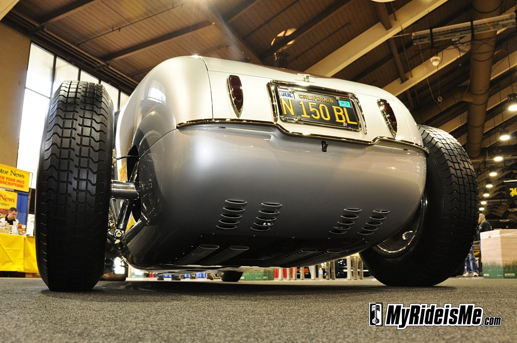 2012 AMBR Winner, 2012 America's Most Beautiful Roadster, belly pan