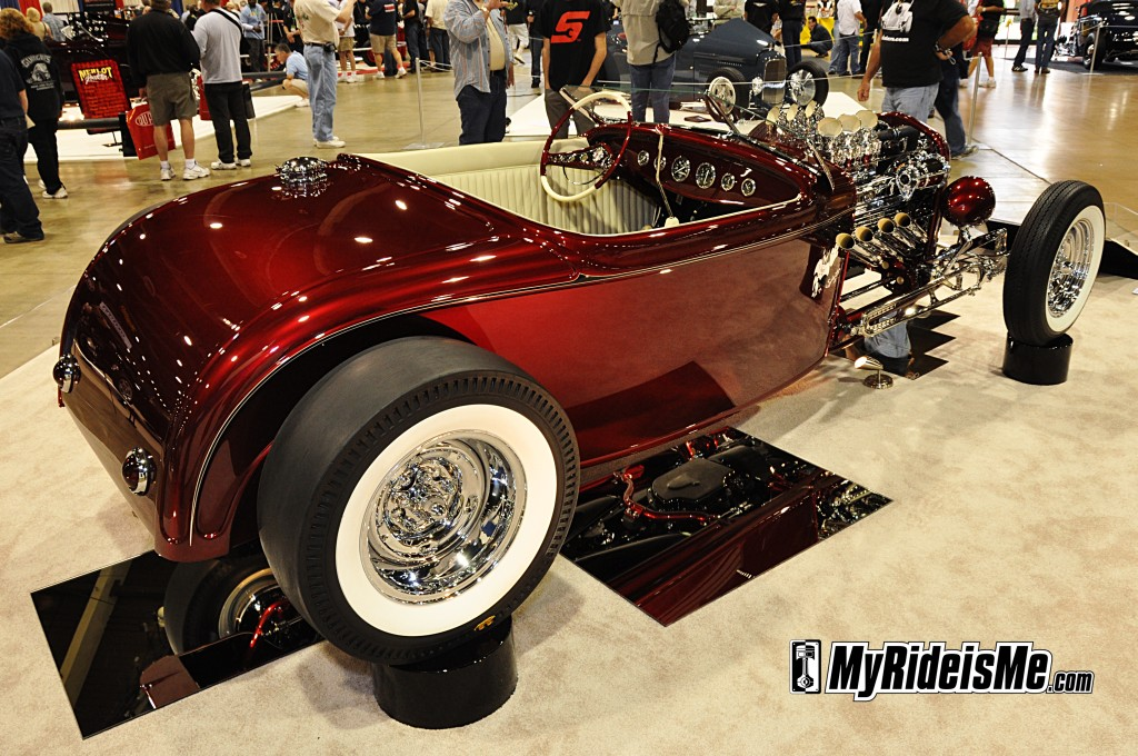 1932 hot rod, 1932 Ford Roadster, America's Most Beautiful Roadster, Grand National Roadster Show,