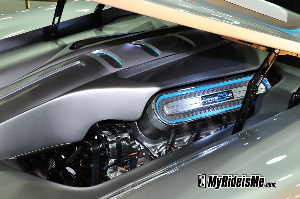 2012 Detroit Autorama, 1971 Camaro, pro touring