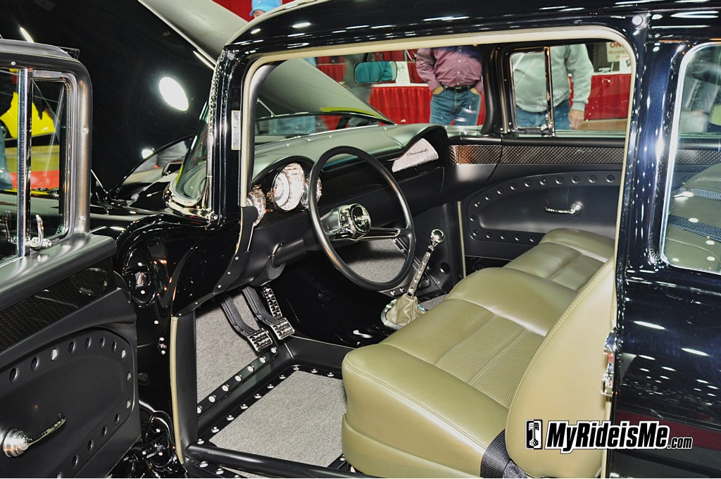 2012 Detroit Autorama, 1956 Chevy custom