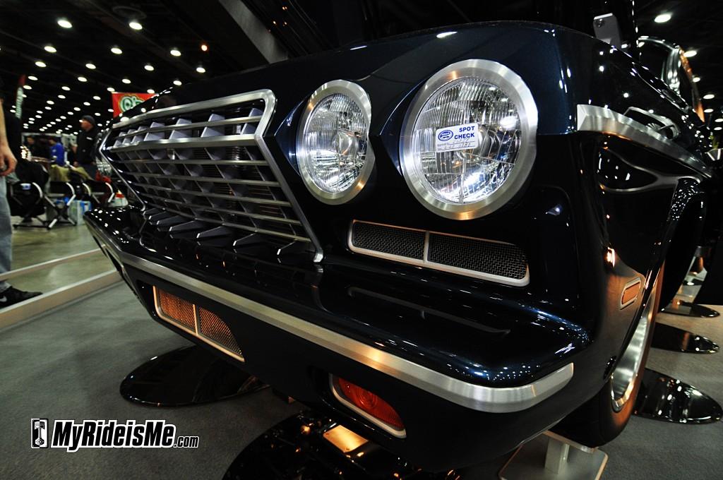 Custom 1964 Chevy Impala, 2012 Detroit Autorama