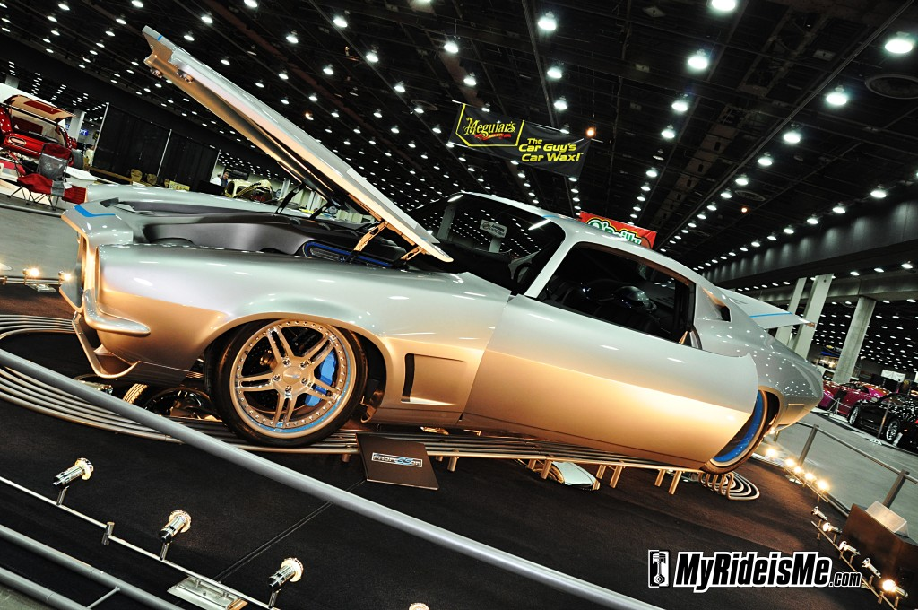 2012 Detroit Autorama, 1971 Chevy Camaro