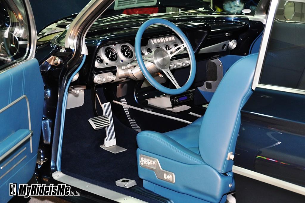 Custom 64 Impala, 2012 Detroit Autorama, custom interior