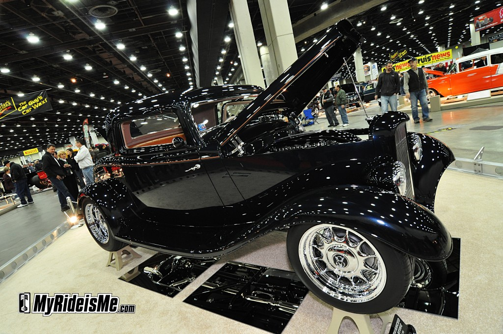1932 hot rod, 2012 Detroit Autorama, 2012 Ridler Award, 1932 Ford