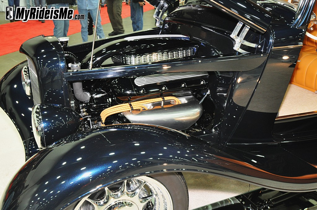 2012 Detroit Autorama, 2012 Ridler Award, GREAT 8